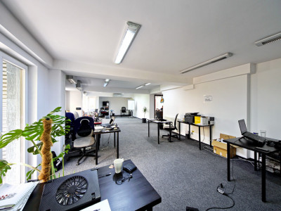 Spatiu open space cladire office Obor, Colentina