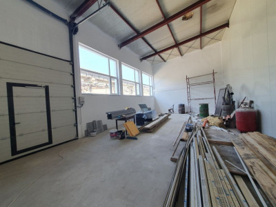 Inchiriere hala zona de SUD la etaj renovata 2020, Giurgiului, PIELOREX, Jilava