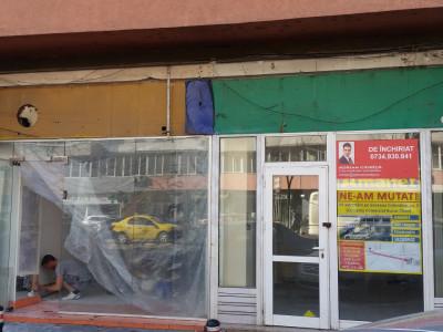 Incghiriere spatiu comercial Calea Mosilor, stradal, la 5 m de Pizza Hut