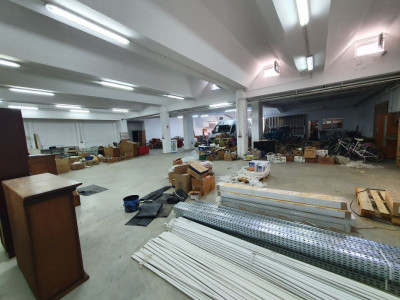 Hala renovata in zona de SUD, Soseaua Giurgiului, PIELOREX, Jilava