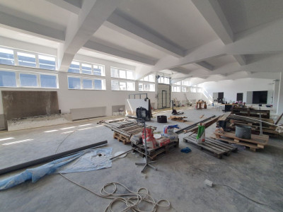 Hala renovata 2020 in zona de SUD, Soseaua Giurgiului, PIELOREX, Jilava