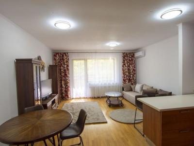 Herastrau apartament 3 camere cu balcon16 mp