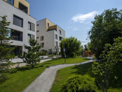 Pipera apartament in complex rezidential nou